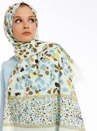 Mora Cotton Shawl- Multicolour