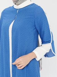 Saxe - Point Collar - Tunic