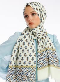 Shanika Cotton Shawl - Multicolour