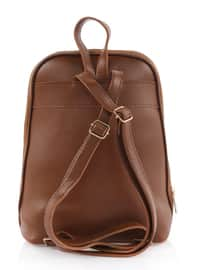 Tan - Backpacks