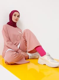 Powder - Crew neck - Tracksuit Set - Şımart