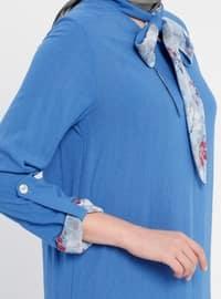 Saxe - Fully Lined - Viscose - Dress
