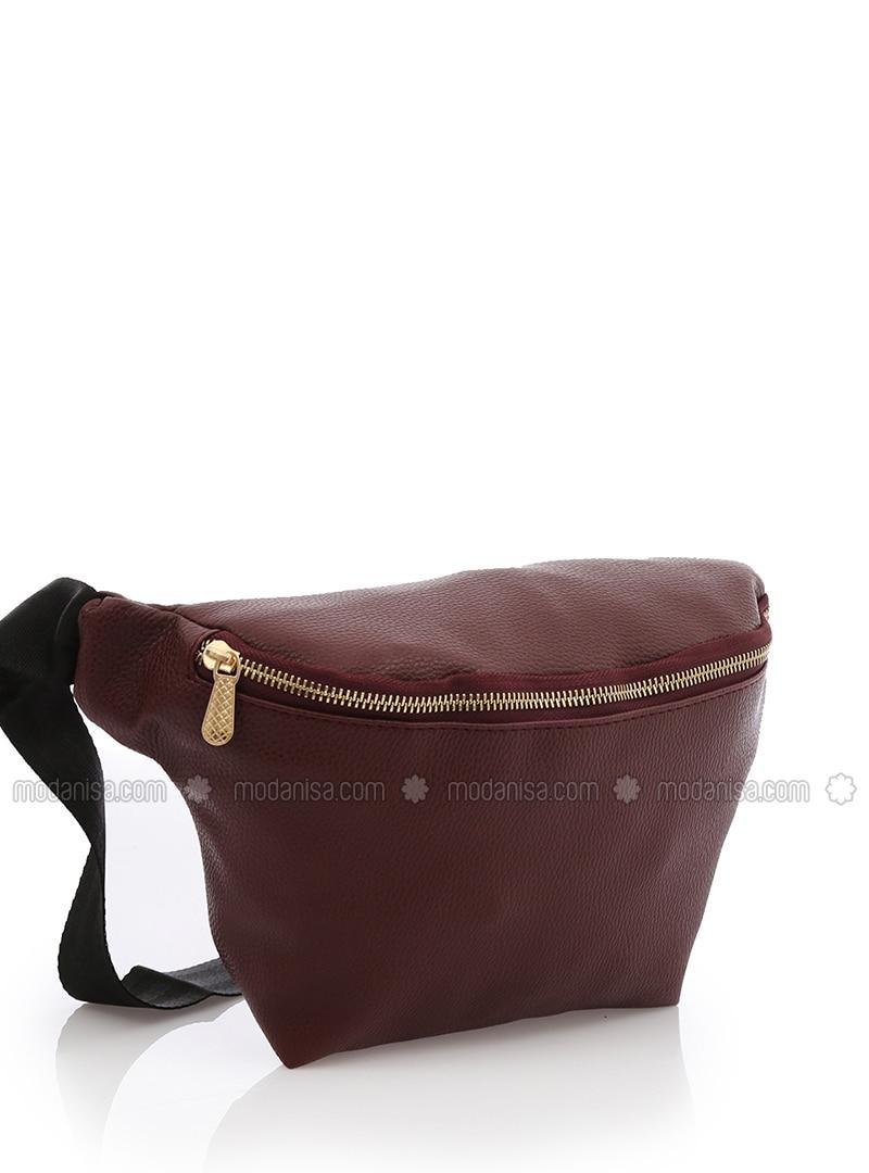 Maroon - Bum Bag