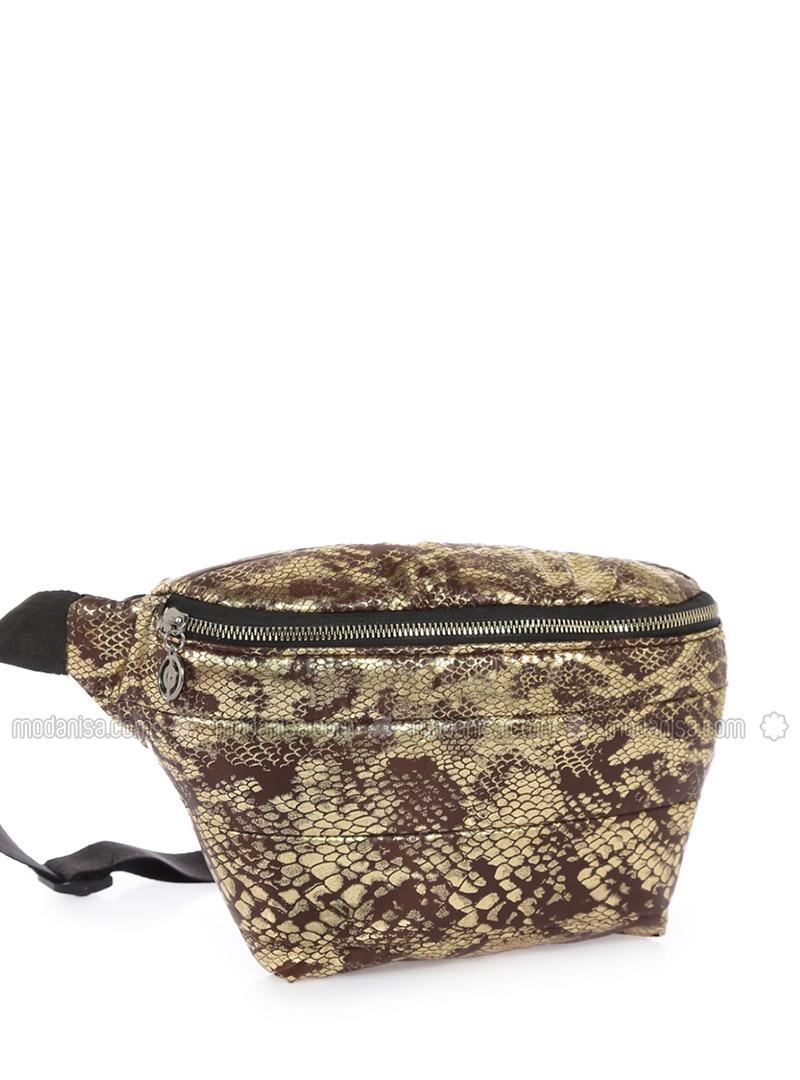 Gold - Bum Bag