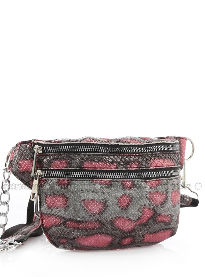 Gray - Bum Bag