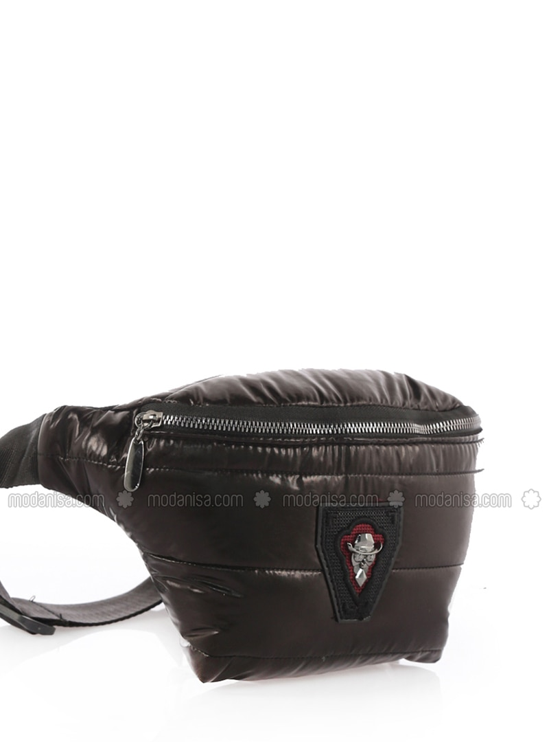 Black - Satchel - Crossbody - Bum Bag