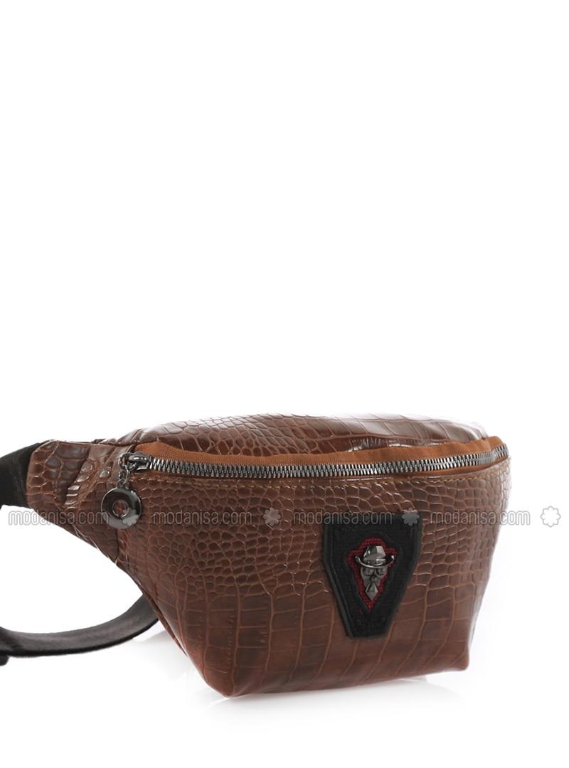 Tan - Bum Bag