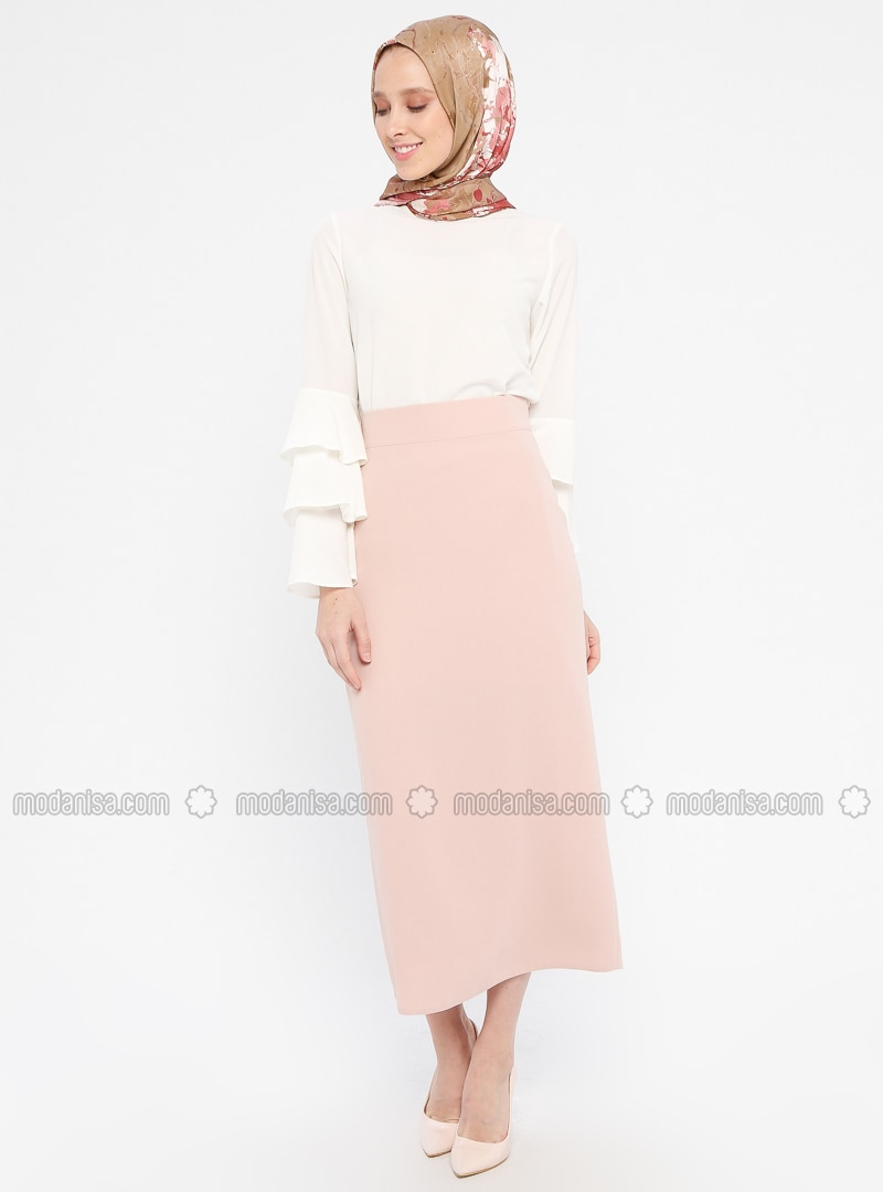 Powder - Fully Lined - Skirt