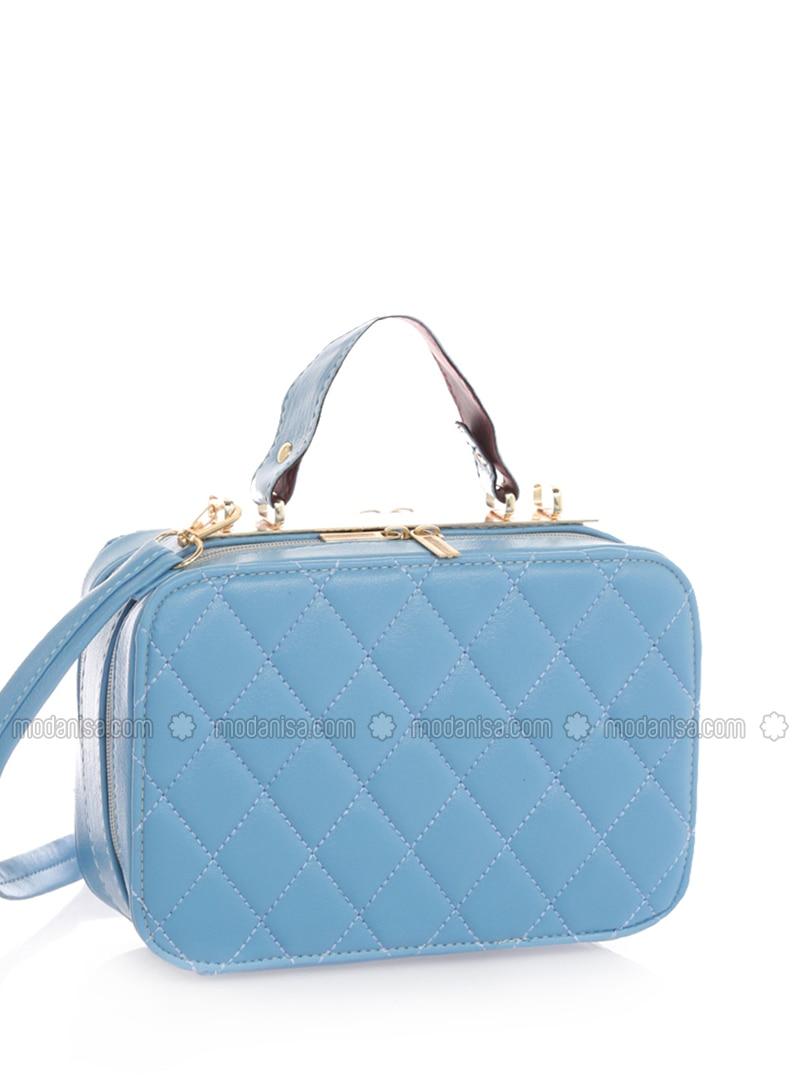 Blue - Shoulder Bags