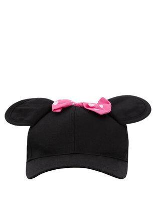 Black - Girls` Hat
