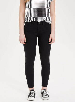 Multi - Girls` Pants - DeFacto