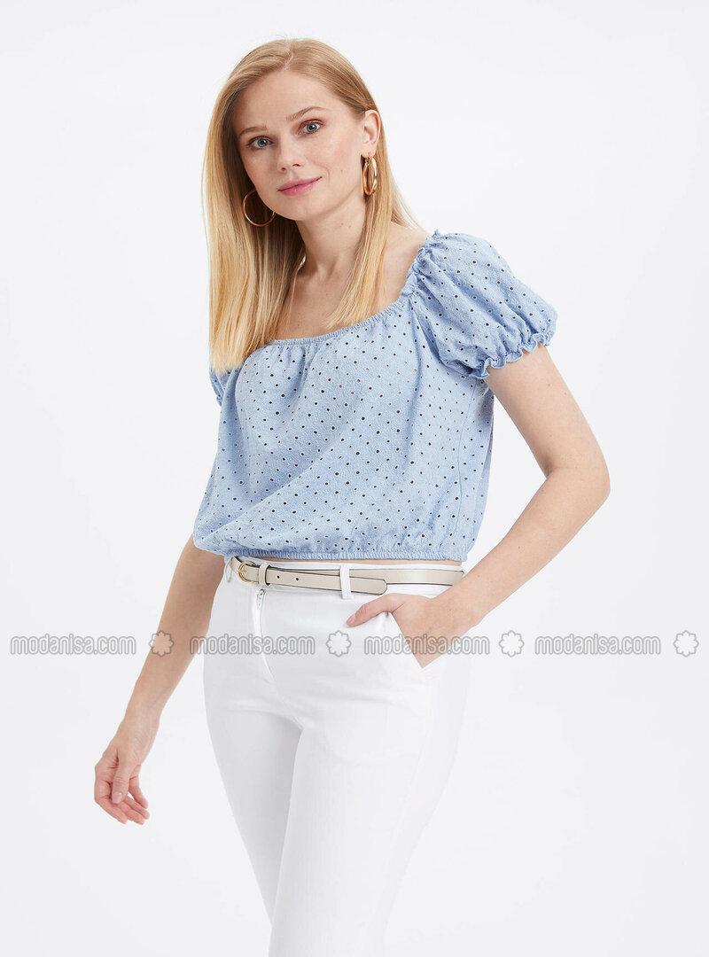 Blue - T-Shirt