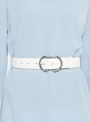 White - Belt