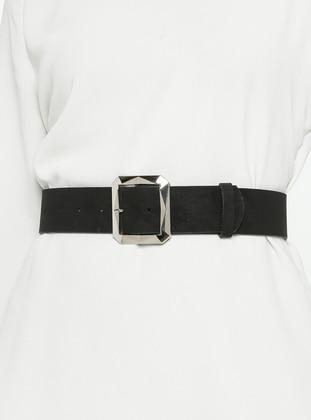 Black - Belt - THİNKSO