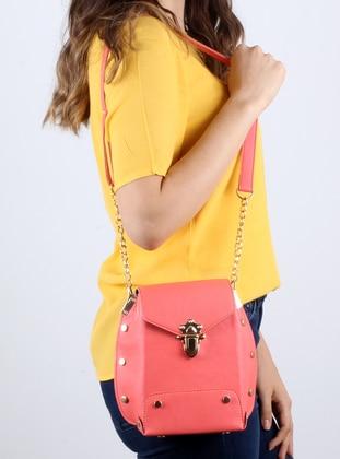 Salmon - Shoulder Bags
