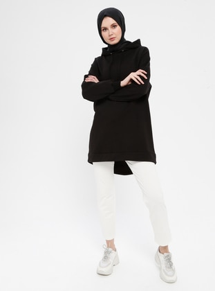 Ecru - Cotton - Pants
