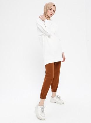 Tan - Pants