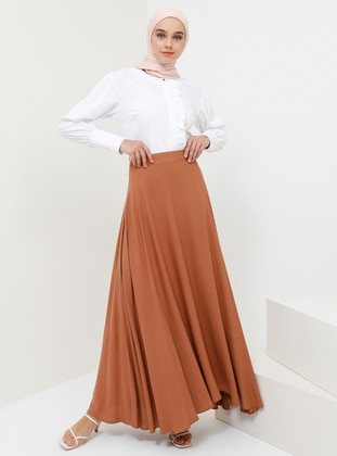 - Unlined - Viscose - Skirt