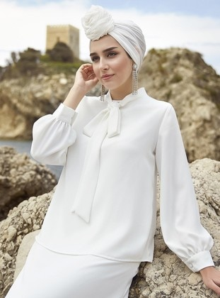White - Fully Lined - Suit