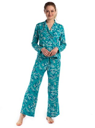 Multi - Multi - Viscose - Pyjama