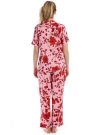 Multi - Multi - Linen - Pyjama