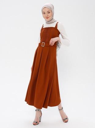 Terra Cotta - Unlined - Dress