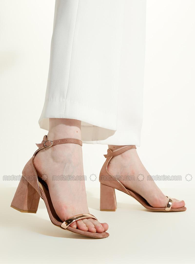 Powder - Rose - High Heel - Heels