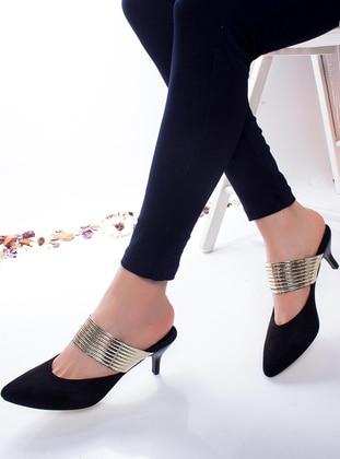Black - High Heel - Heels - Ayakkabı Frekansı