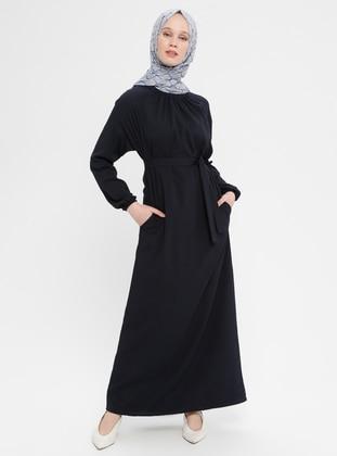 2eb3aeceebabd İLMEK TRİKO Tesettür Elbise Modelleri ve Fiyatları - Modanisa.com