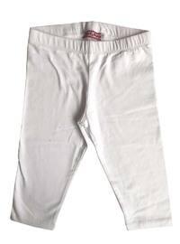 Unlined - White - Girls` Leggings