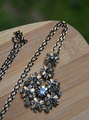 - Necklace