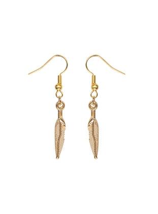 Gold - Earring