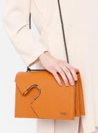 Orange - Shoulder Bags