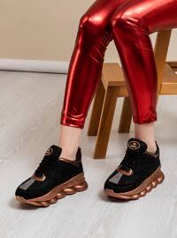 Black -  - Sport - Sports Shoes