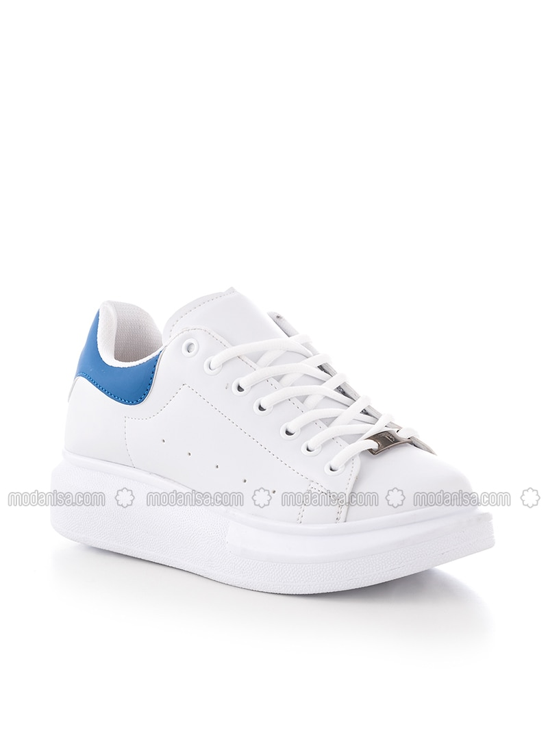 White - Saxe - Sport - Sports Shoes
