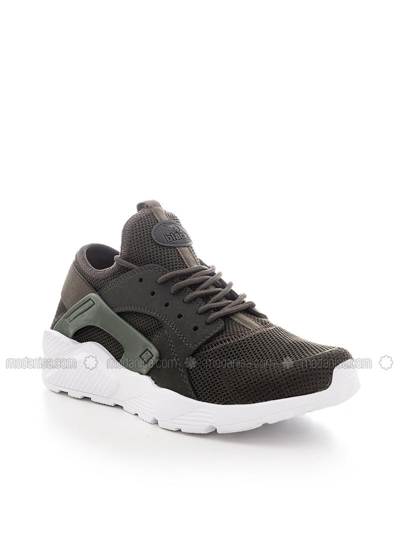 Khaki - Sport - Sports Shoes