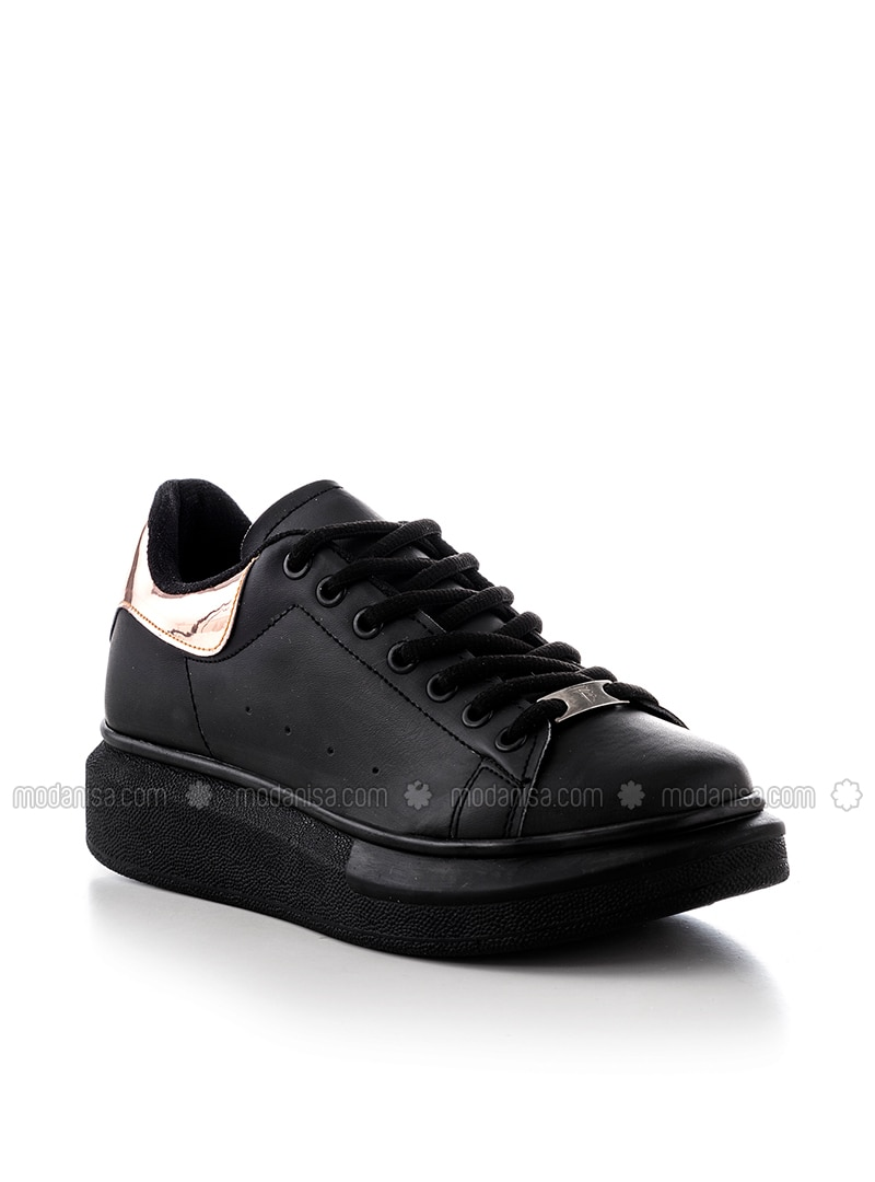 Black -  - Sport - Sports Shoes
