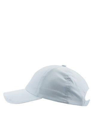 Blue - Girls` Hat - DeFacto