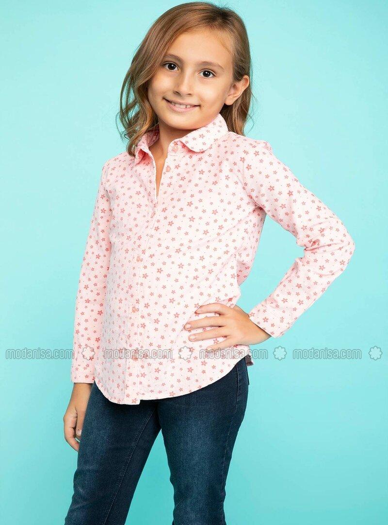 Pink - Girls` Shirt