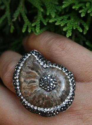 Brown - Ring - Artbutika