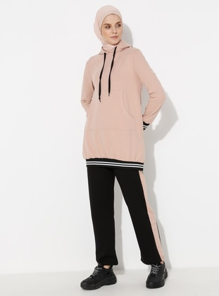 Dusty Rose - Tracksuit Top