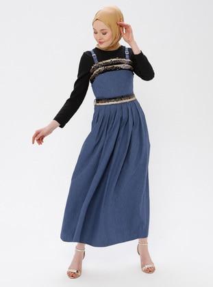 Saxe - Unlined - Dress