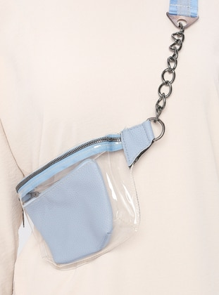 Blue - Shoulder Bags