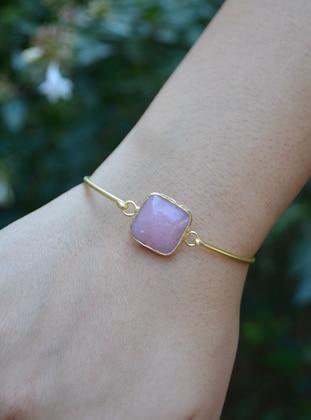Pink - Bracelet - Artbutika
