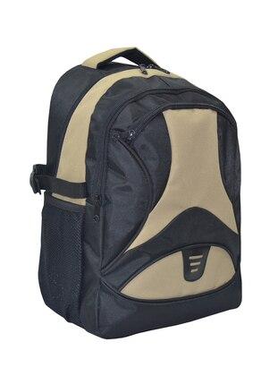 Black - Cream - Backpacks
