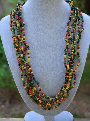 Multi - Necklace - Artbutika