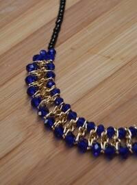 Blue - Necklace