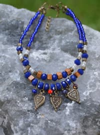 Blue - Bracelet - Stoneage