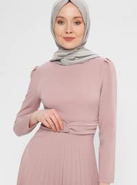Powder - Crew neck - Unlined - Dress