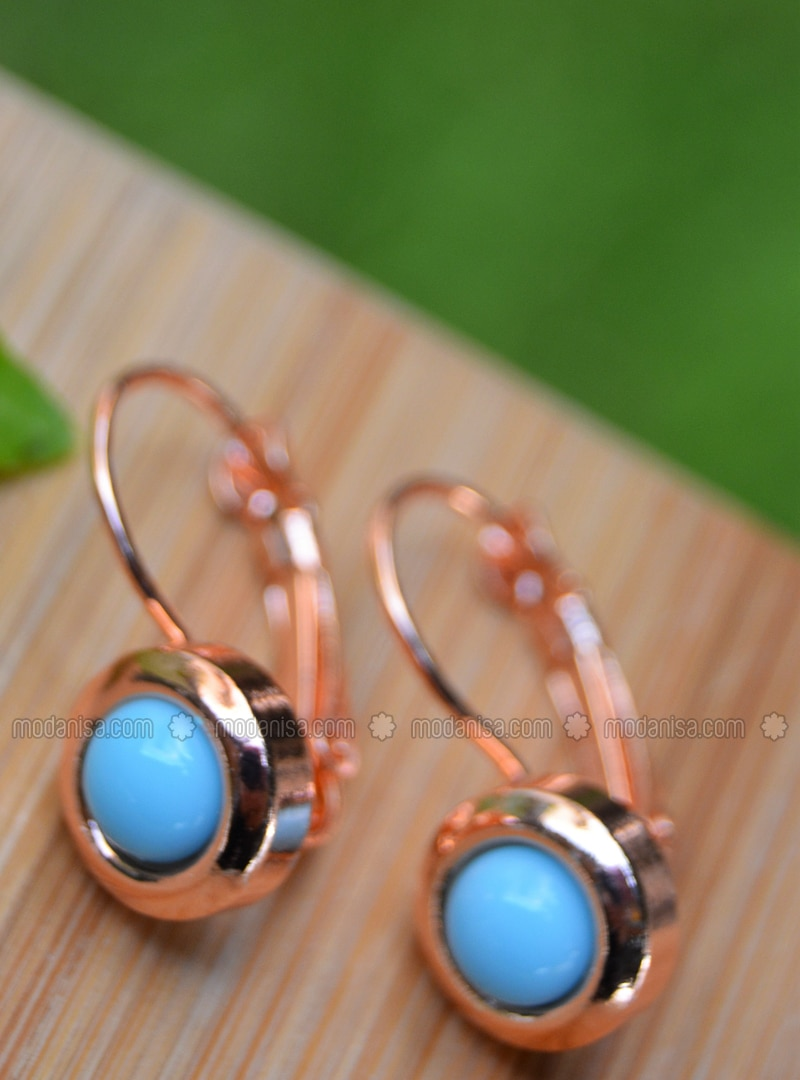 Gold - Earring - Stoneage